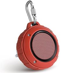 portable bluetooth waterproof speaker