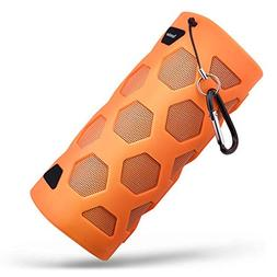 Lyperkin Portable Wireless Outdoor Bluetooth Speaker 10W Dri