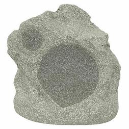 rs6 pro weatherproof rock loudspeaker speckled granite