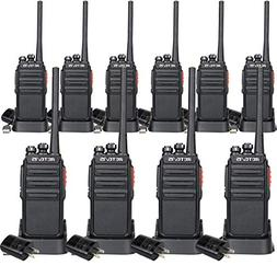 Retevis H-777S Walkie Talkie FRS Radio Rechargeable Security