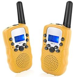 ANCICO Walkie Talkies for Kids, 22 Channel Two Way Radio 3 M