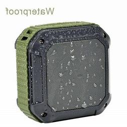 Waterproof Outdoor Portable Mini Bluetooth Stereo Speakers -