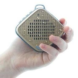 Milliard Wireless Outdoor Speaker and Portable Radio: Blueto