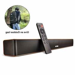 Wireless Sound Bar Outdoor Portable Bluetooth Waterproof IPX