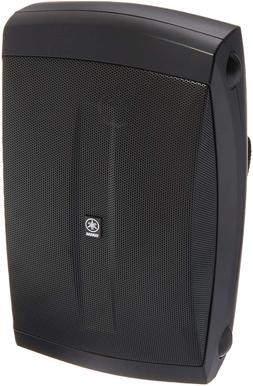Yamaha NS-AW150BL 2-Way Indoor/Outdoor Speakers  Wired Home